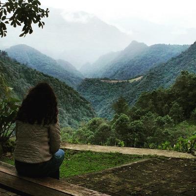 Oracion en el centro  misionero de Chilapa