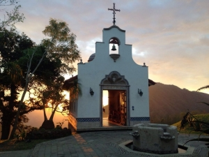 Ermita del Sagrado Corazón, Chilapa, La Perla, Veracruz