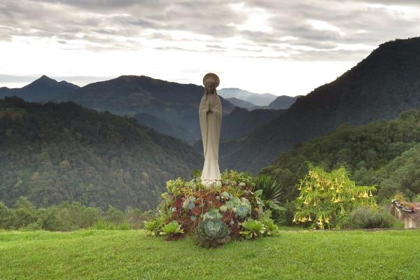 Nuestra Señora del Silencio, Centro Misionero, Chilapa, Pico de Orizaba
