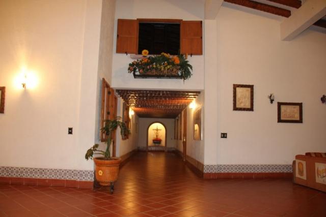 Sala de estar Centro misionero y de espiritualidad de Chilapa, Pico de Orizaba